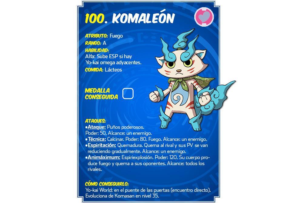 Yo-Kai 100