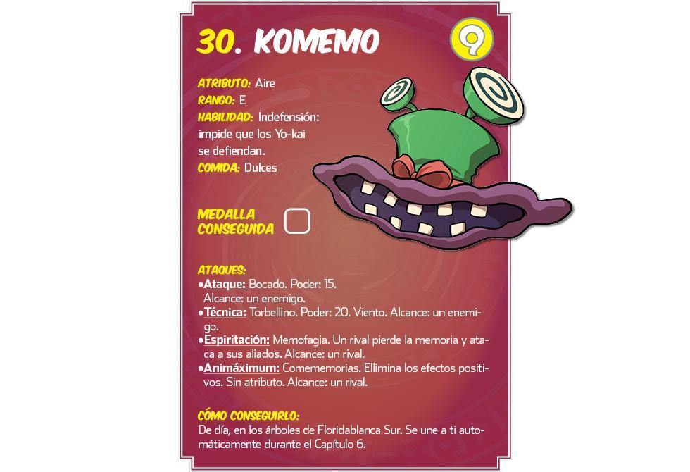 Yo-Kai 30