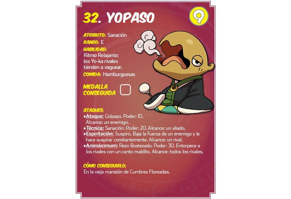 Yo-Kai 32