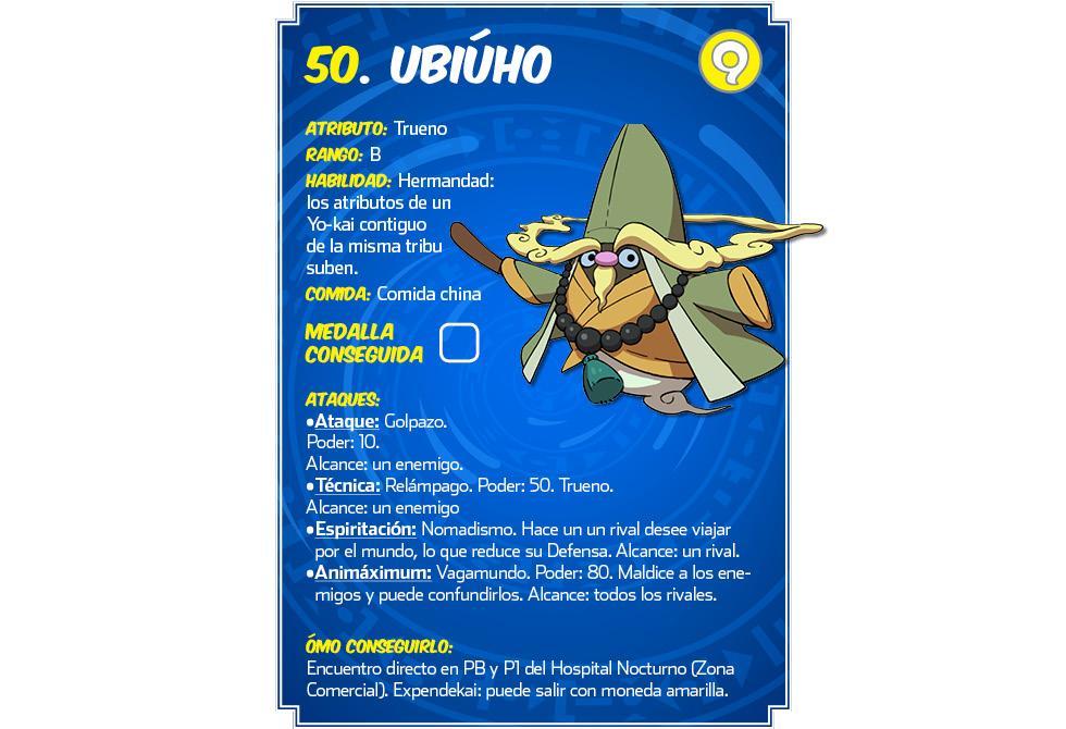 Yo-Kai 50