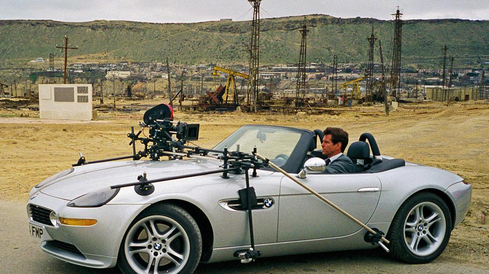 Los coches de Spectre...¡Y de toda la saga James Bond!