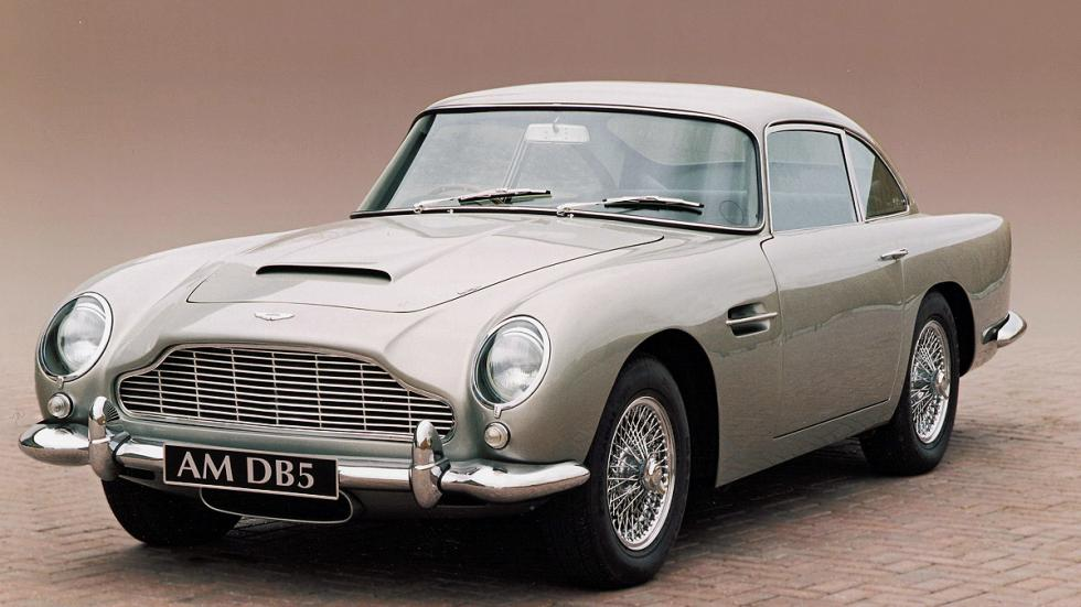 El DB5 ha sido el coche más mítico de James Bond. ¿Logrará quitarle el puesto el