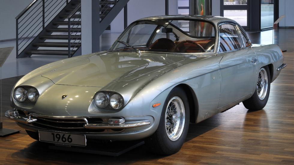 Lamborghini 350 GT (1965)