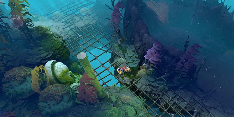 Arrecife DOTA 2