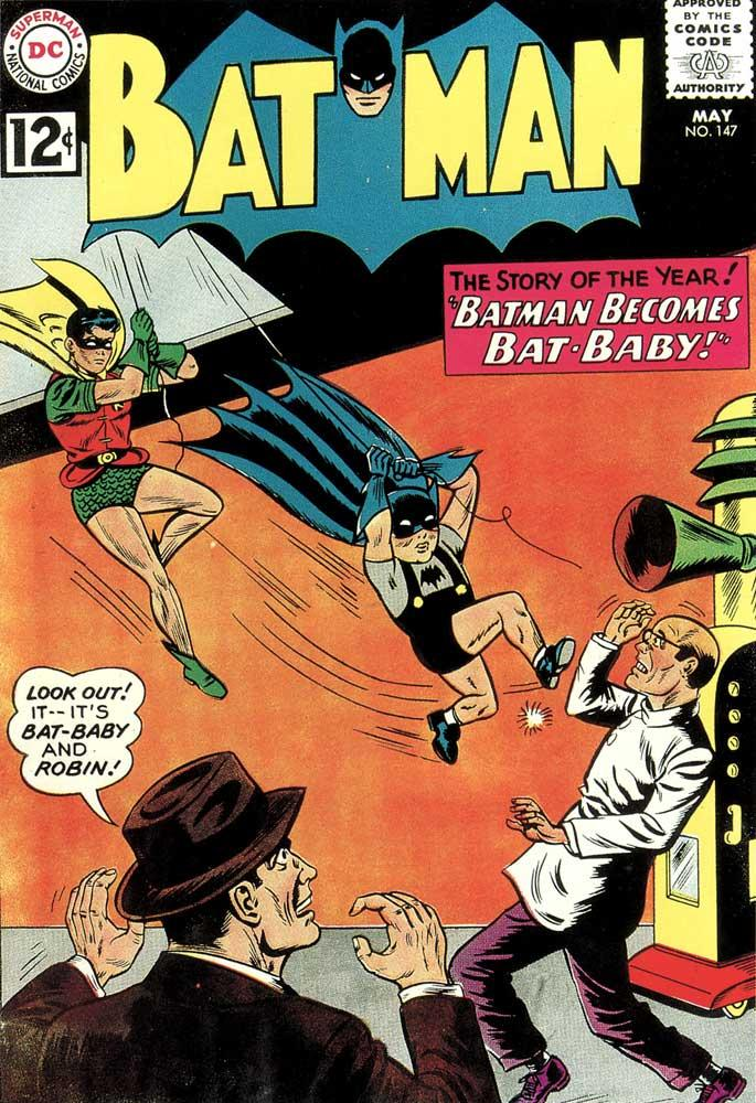 Batman - Las 7 peores sagas del Caballero Oscuro de DC