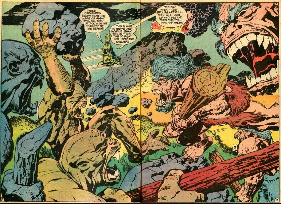 El Cuarto Mundo de Jack Kirby - Review del tomo 2 del clásico