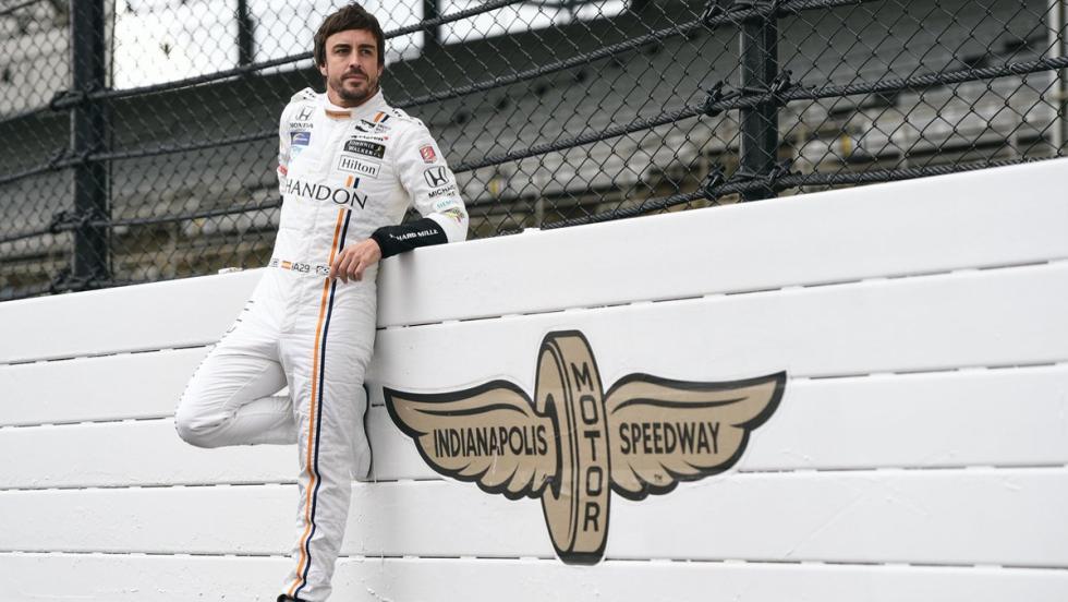 Fernado Alonso ante un nuevo reto en su trayectoria deportiva