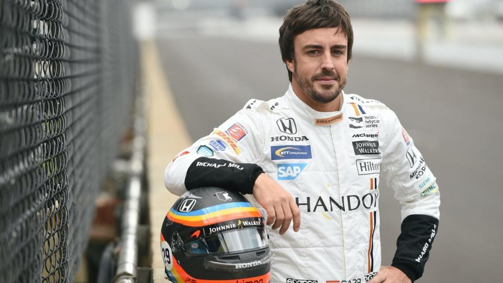 Fernando Alonso ilusionado con su nuevo desafío en el Motorsport