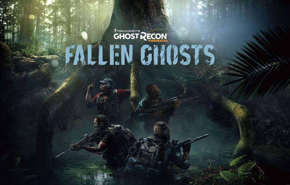 Ghost Recon Wildlands Fallen Ghosts