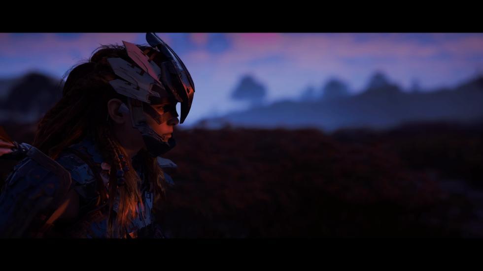 Horizon Zero Dawn - Actualización con novedades para el modo foto