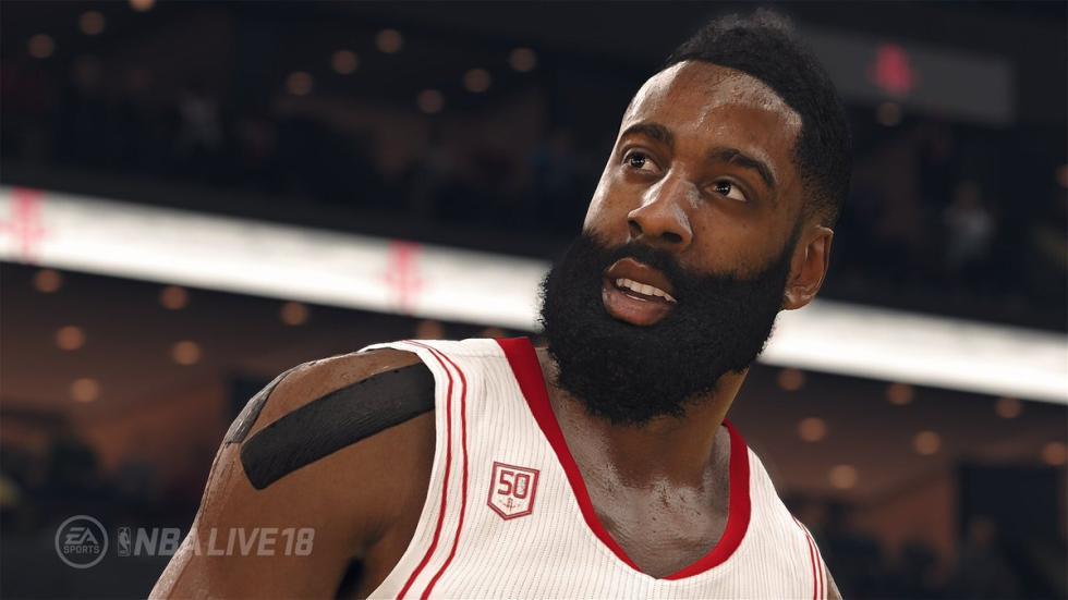 NBA Live 2018