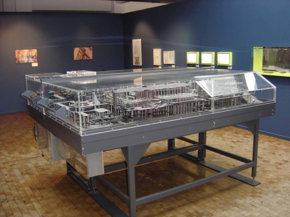 "El primer ""computador"" del mundo"