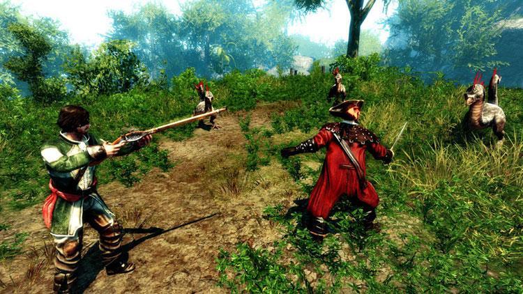 Los mejores juegos de Piratas