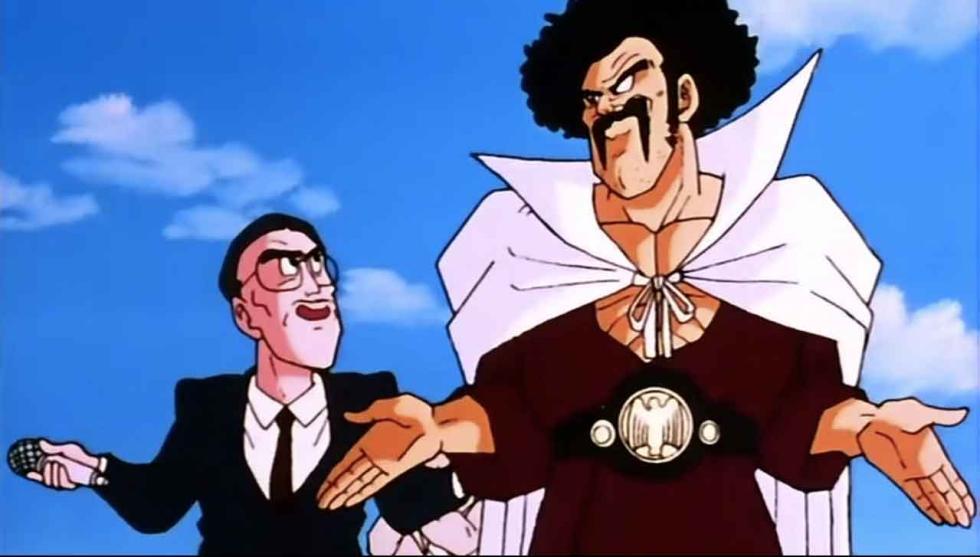 Si Toriyama creara ahora Dragon Ball, el protagonista sería Mr. Satán