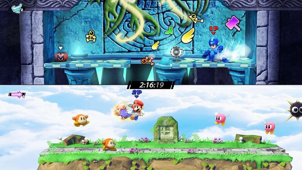 Smash Bros para Switch (filtradas)