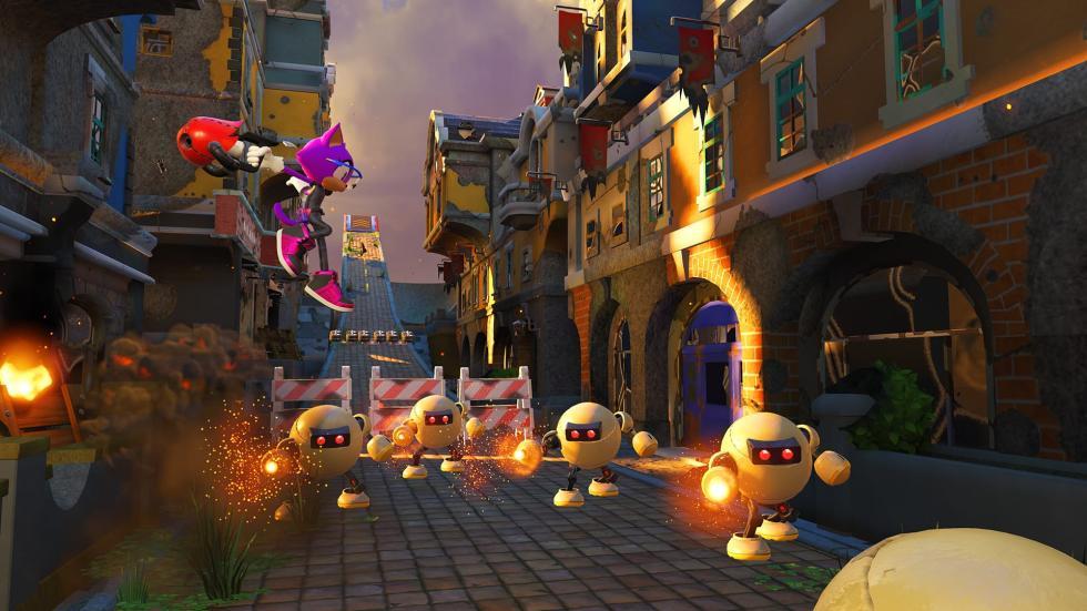 Sonic Forces - Nuevas imágenes