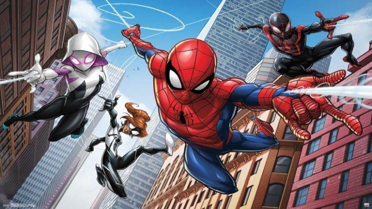 Resultado de imagen para spider force serie