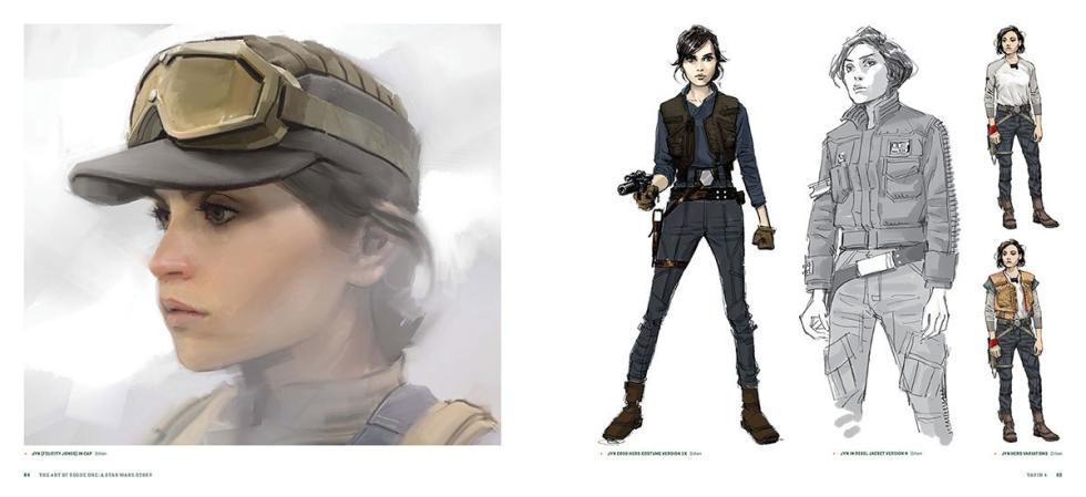 Star Wars: El Arte de Rogue One - Review del artbook del spin-off