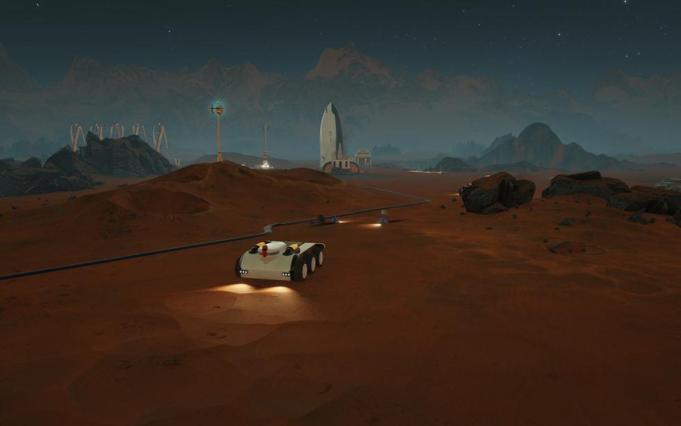 Surviving Mars - Nuevas imágenes