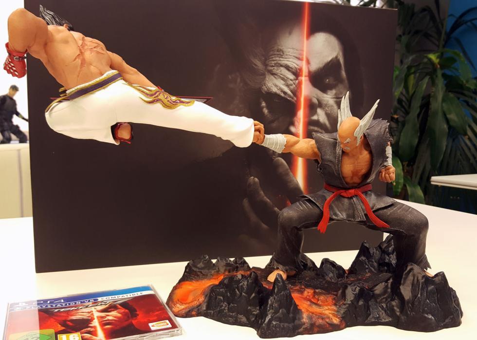 Tekken 7 - Figura Ed. Coleccionista