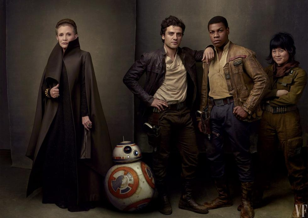 Vanity Fair Star Wars