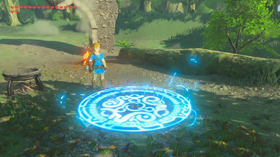 Zelda Breath of the Wild - The Master Trials DLC