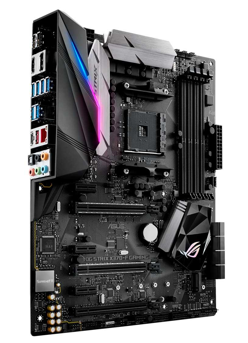 ASUS X370 F Gaming