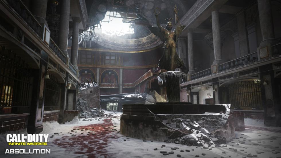 Call of Duty Infinite Warfare Absolution DLC