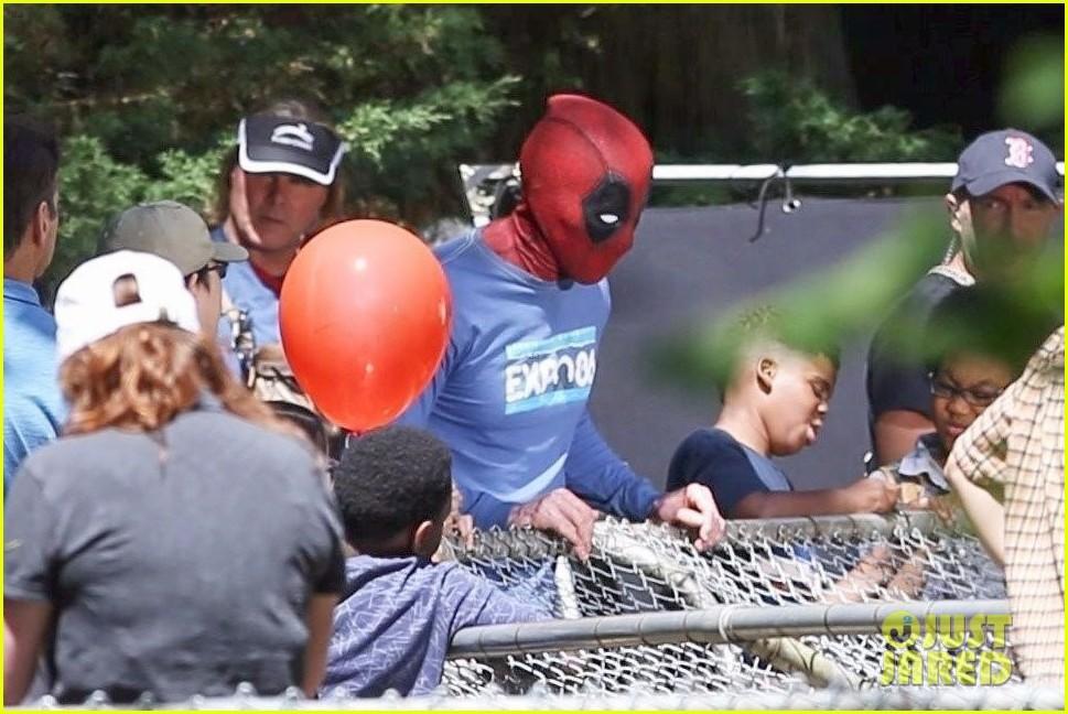 Deadpool 2 - Nuevas imágenes del rodaje