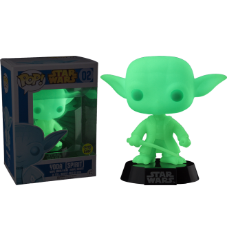 #02 Yoda Luminoso