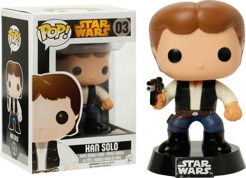 #03 Han Solo Vault Edition