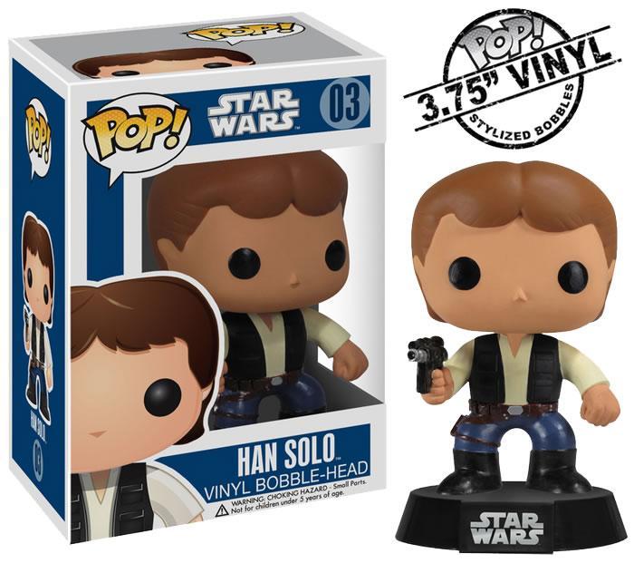 #03 Han Solo