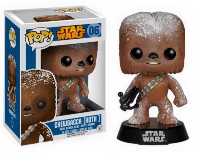 #06 Hoth Chewbacca