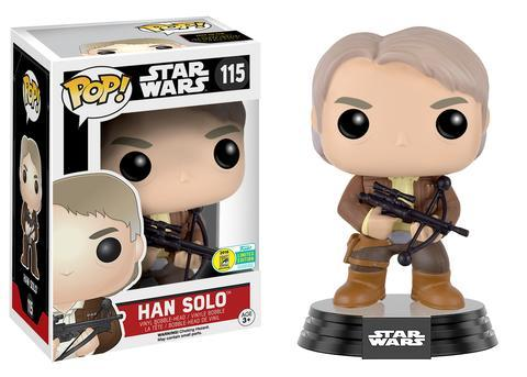 #115 Han Solo con ballesta