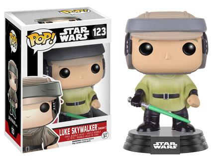 #123 Luke Skywalker (Endor)