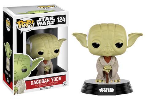 #124 Yoda (Dagobah)