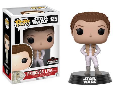 #125 Princesa Leia (Hoth)