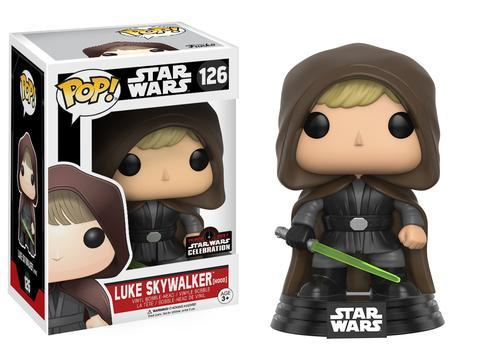 #126 Luke Skywalker con túnica
