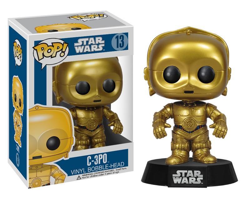 #13 C-3PO