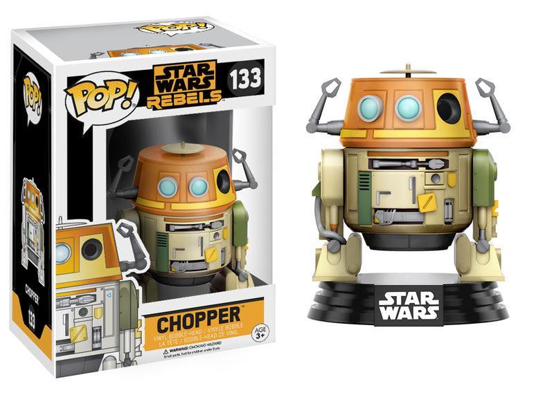 #133 Chopper