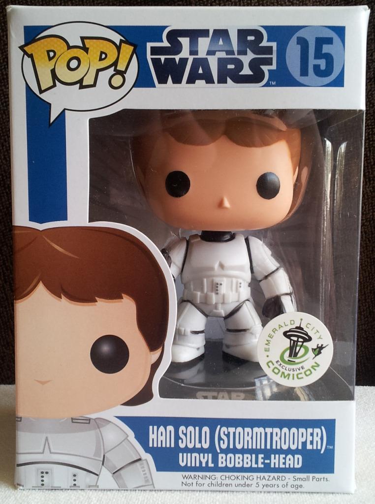 #15 Han Solo soldado de asalto