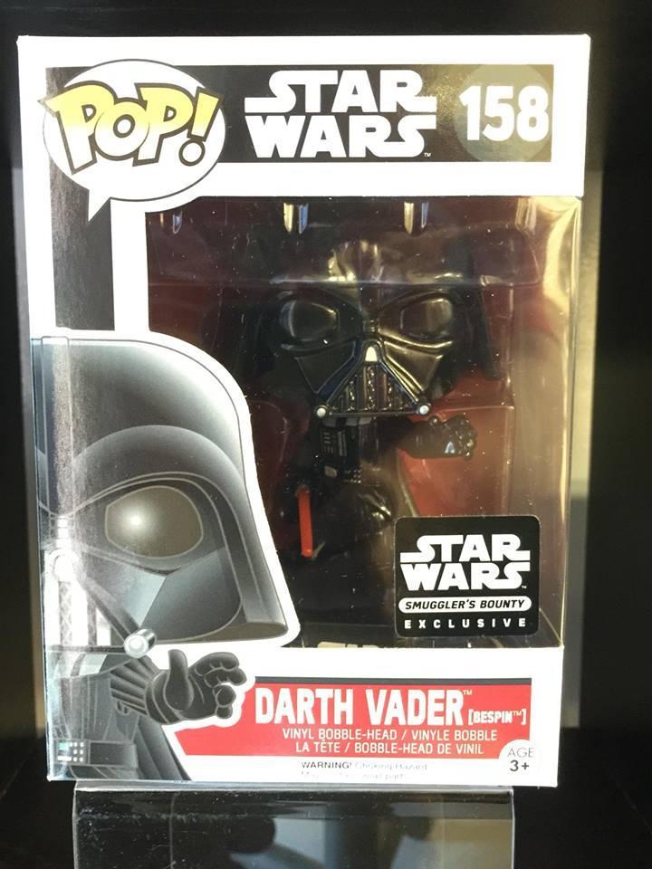 #158 Darth Vader (Bespin)