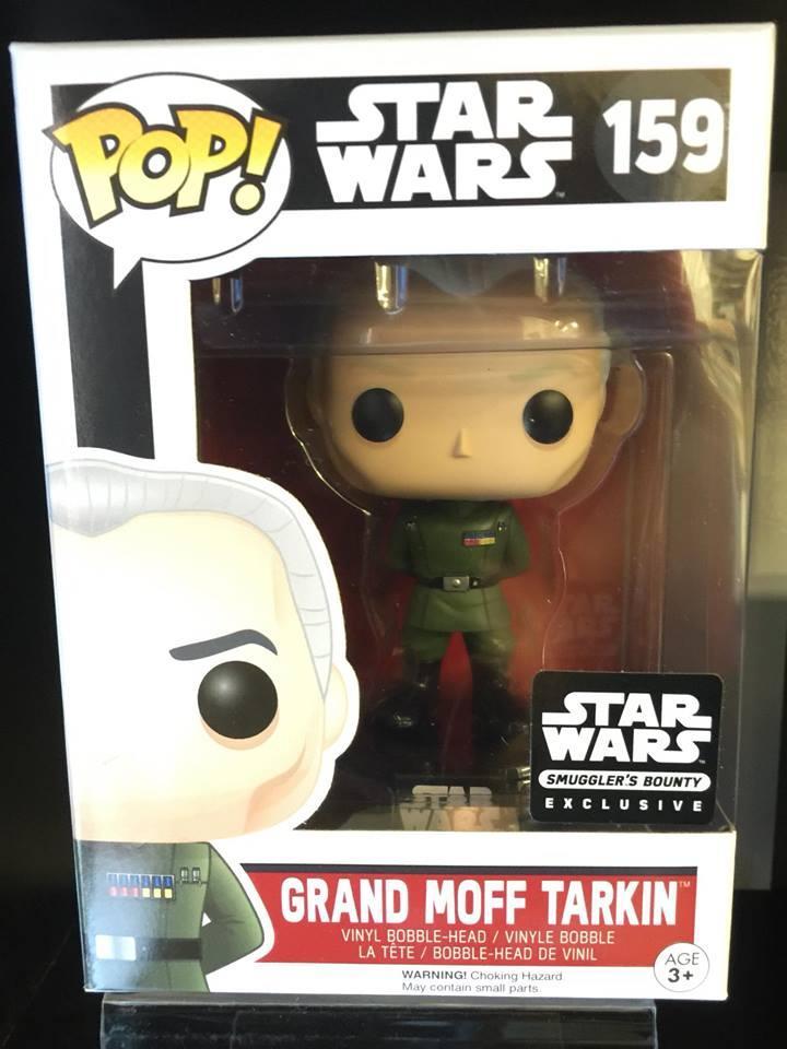 #159 Gran Moff Tarkin