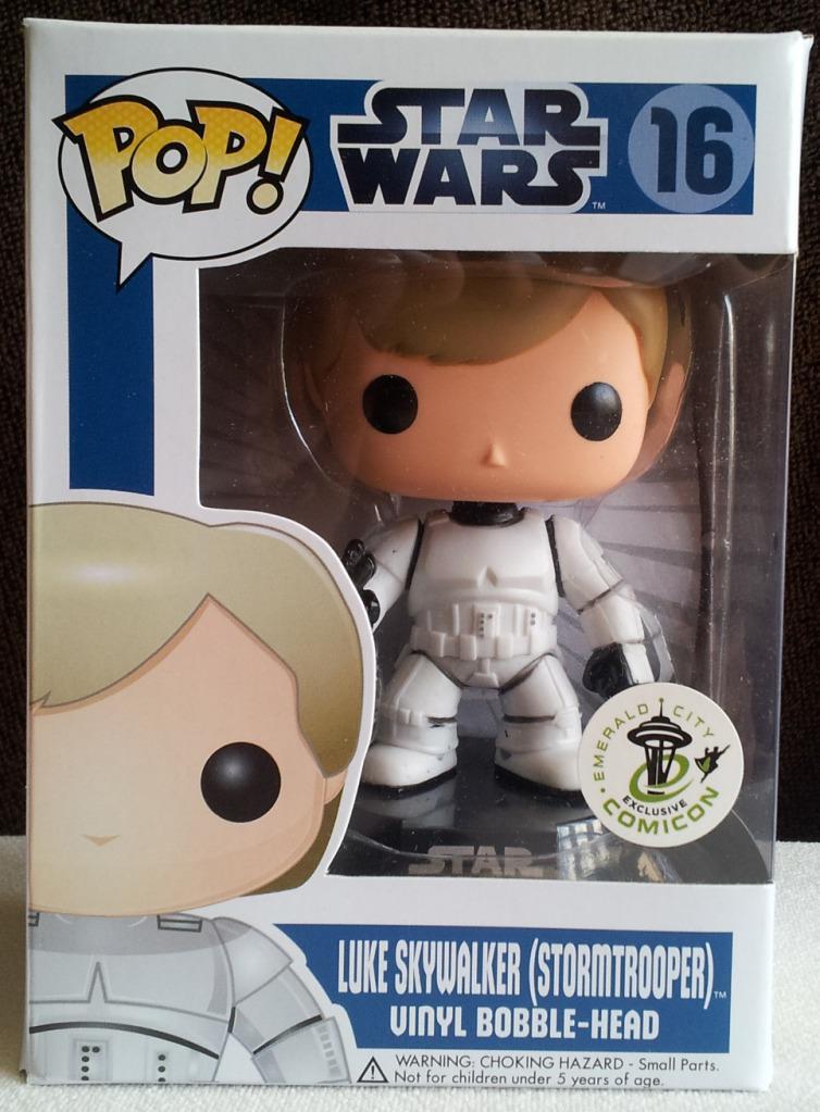 #16 Luke Skywalker soldado de asalto