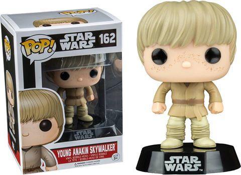 #162 Anakin Skywalker de niño