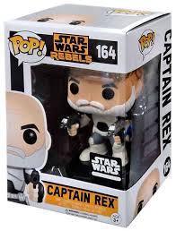 #164 Capitán Rex
