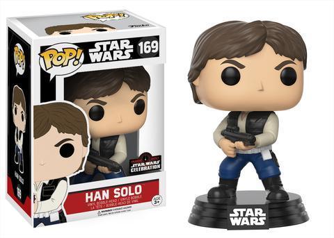 #169 Han Solo