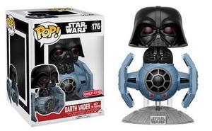 #176 Darth Vader en su caza TIE avanzado