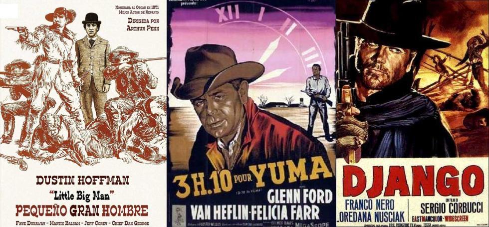 Los Western que nos dejamos...