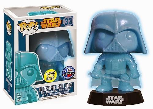 #33 Darth Vader Holográfico